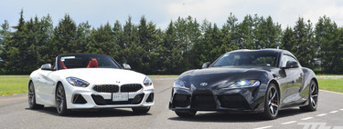 Toyota Supra vs. BMW Z4: mismo hardware, diferente software