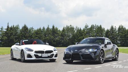 Toyota Supra vs. BMW Z4: mismo hardware, diferente software
