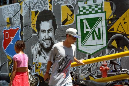 Pablo Escobar Grafiti