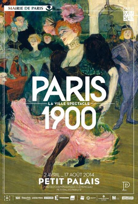 El Paris de 1900 en una exposición en el Petit Palais