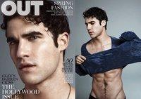 Darren Criss, el macho entre los machos de Glee
