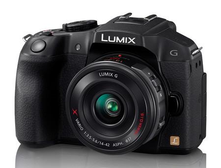 Panasonic Lumix G6 en México