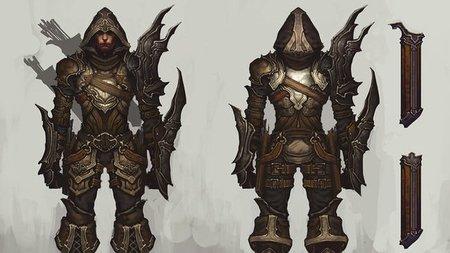 'Diablo III'. Su paso a consolas parece ya un hecho, y primeras imágenes del cazador de demonios
