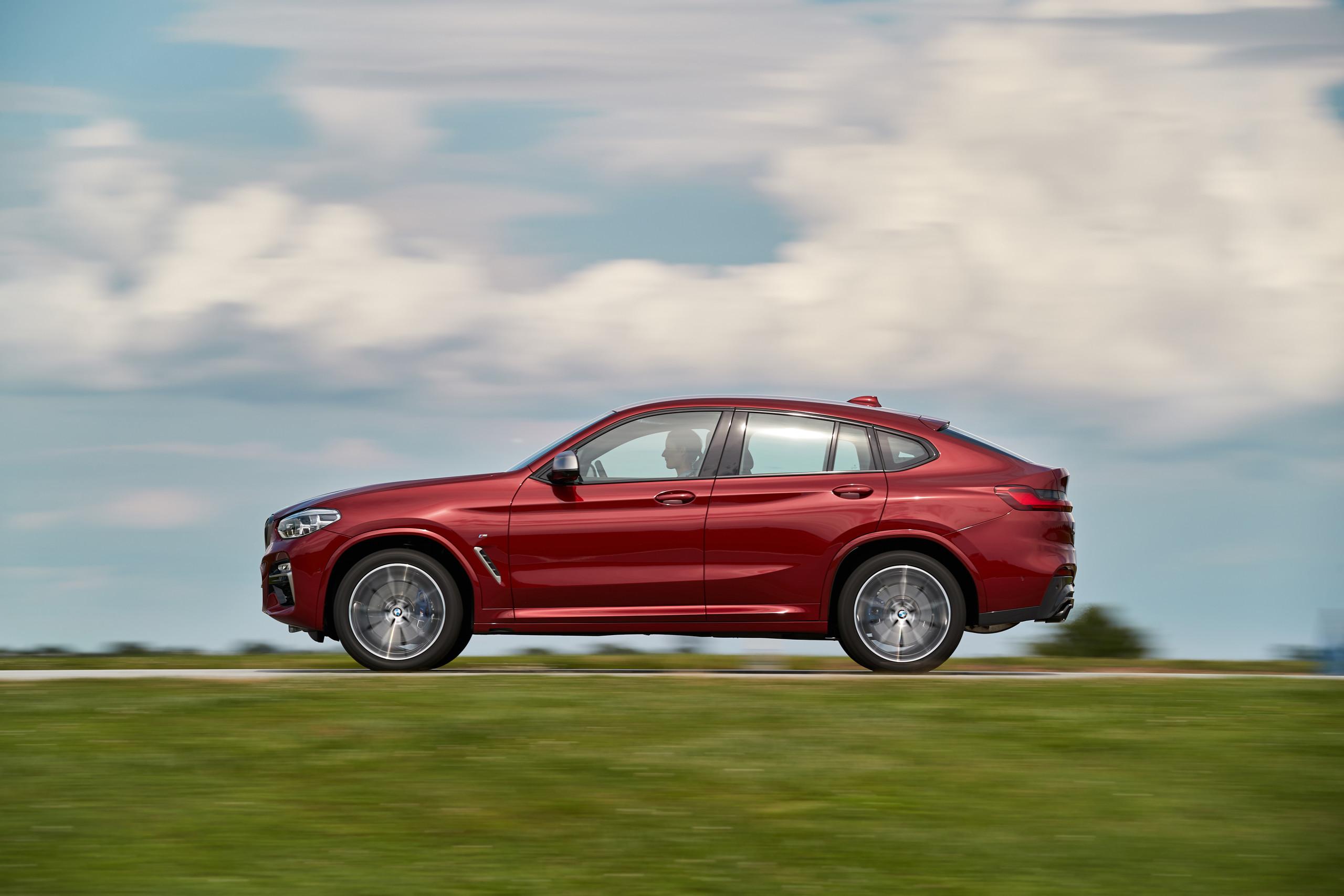 Foto de BMW X4 M40d 2019 (5/22)