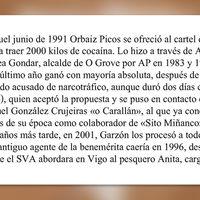 Estos son los extractos de Fariña por los que se ha pedido el secuestro judicial del libro