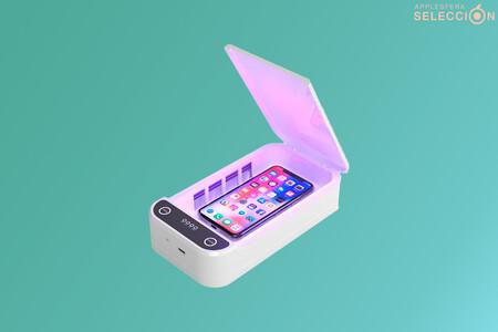 El esterilizador ultravioleta FLUX'S LIBRA acaba con el 99,9% de las bacterias del iPhone por 17,75 euros en PcComponentes