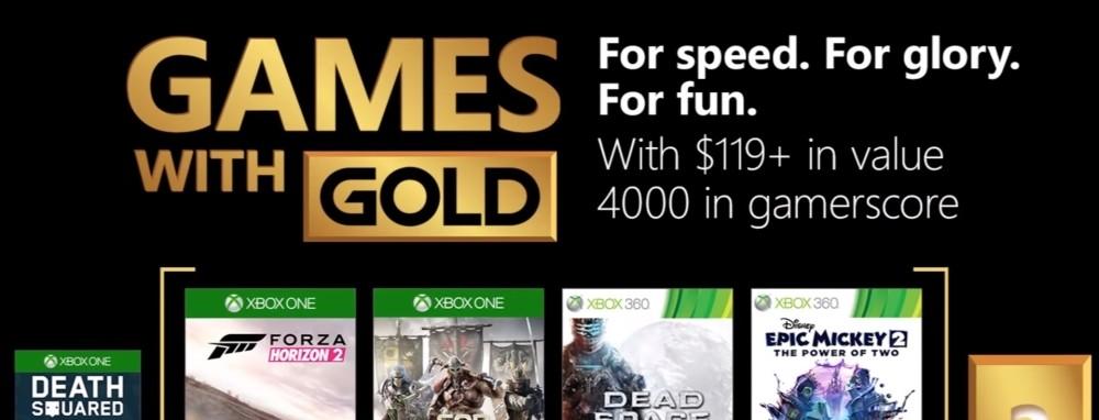 Juegos Xbox Gold Gratis Para Xbox One Y 360 De Agosto 2018