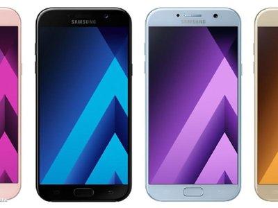 Una nueva filtración del Galaxy A5 2017 revela sus renders, especificaciones y precio