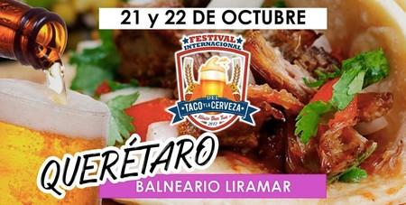 Festival Internacional del Taco y la cerveza Querétaro