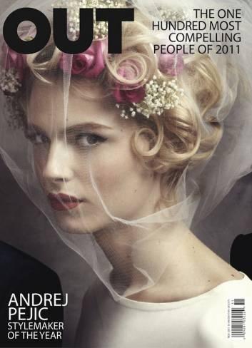 Foto de La modelo del año puede ser un él: Andrej Pejic (1/5)
