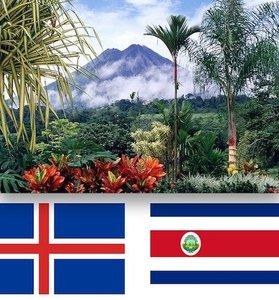 Los diez países con mejor salud ambiental