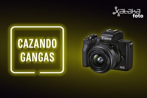 Canon EOS M50 Mark II, Olympus PEN E-P7, Google Pixel 4A y más cámaras, móviles, ópticas y accesorios en oferta en el Cazando Gangas