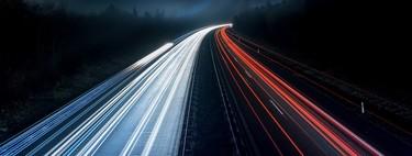 China está construyendo 100 km de autovía con carriles exclusivos para vehículos autónomos