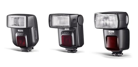 Metz amplía su oferta de flashes con tres modelos más sencillos