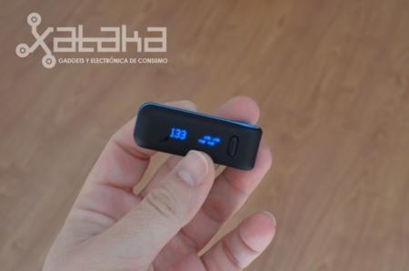 Fitbit análisis botones de control