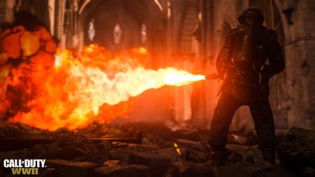 """'Call of Duty: WWII', primeras impresiones: éste era el """"Eje"""" que faltaba"""