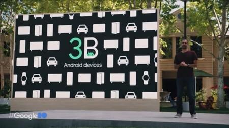 Hay 3.000 millones de dispositivos Android activos en el mundo, sin contar los que no usan Google Play