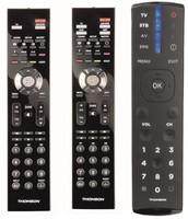 Hama distribuirá en España tres nuevos mandos a distancia universales de Thomson