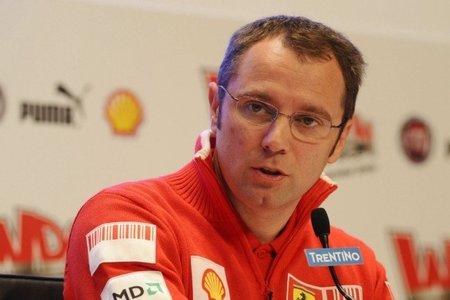 Ferrari no se da por vencida