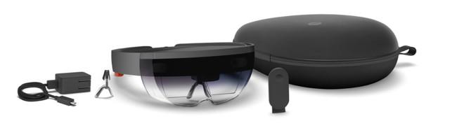Los desarrolladores ya pueden reservar las HoloLens, ya conocemos sus especificaciones