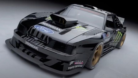 Mustang Hoonifox Ken Block 5