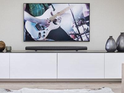 Denon sigue  lanzando productos para su universo HEOS: ahora llegan una barra de sonido y un subwoofer