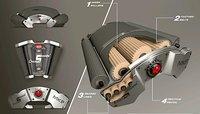 Un original asiento de moto que ayuda a tumbar