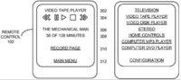 Apple publica la patente de un mando a distancia universal