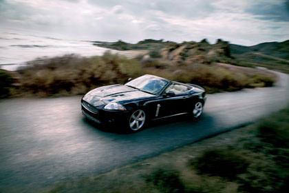 2008 Jaguar XKR Portofolio