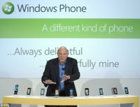 Windows Phone 7: 40.000 teléfonos vendidos en EEUU, con 2.000 aplicaciones disponibles