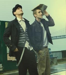 Nueva colección 'SeaFarer' de Dockers