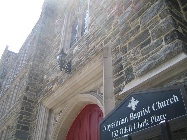iglesia harlem