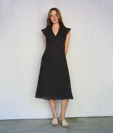 Stella Del Carmen Vestido Lunares 03