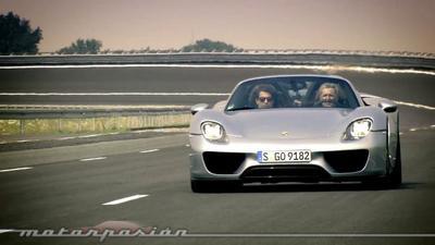 Todo vendido: el Porsche 918 Spyder ha dejado de fabricarse