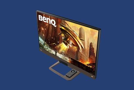 Puedes hacerte con este monitor gaming de BenQ 1440p a 144 Hz en oferta por poco más de 300 euros en Amazon
