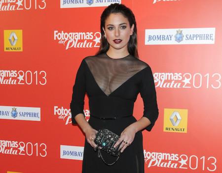 Blanca Suárez es la mujer sexy del cine español en los Fotogramas de Plata 2014