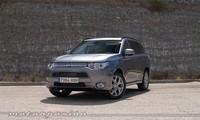 Mitsubishi Outlander PHEV, toma de contacto