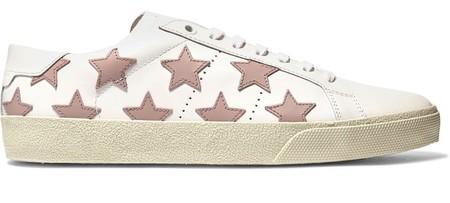 Saint Laurent Sneakers Stars Pink