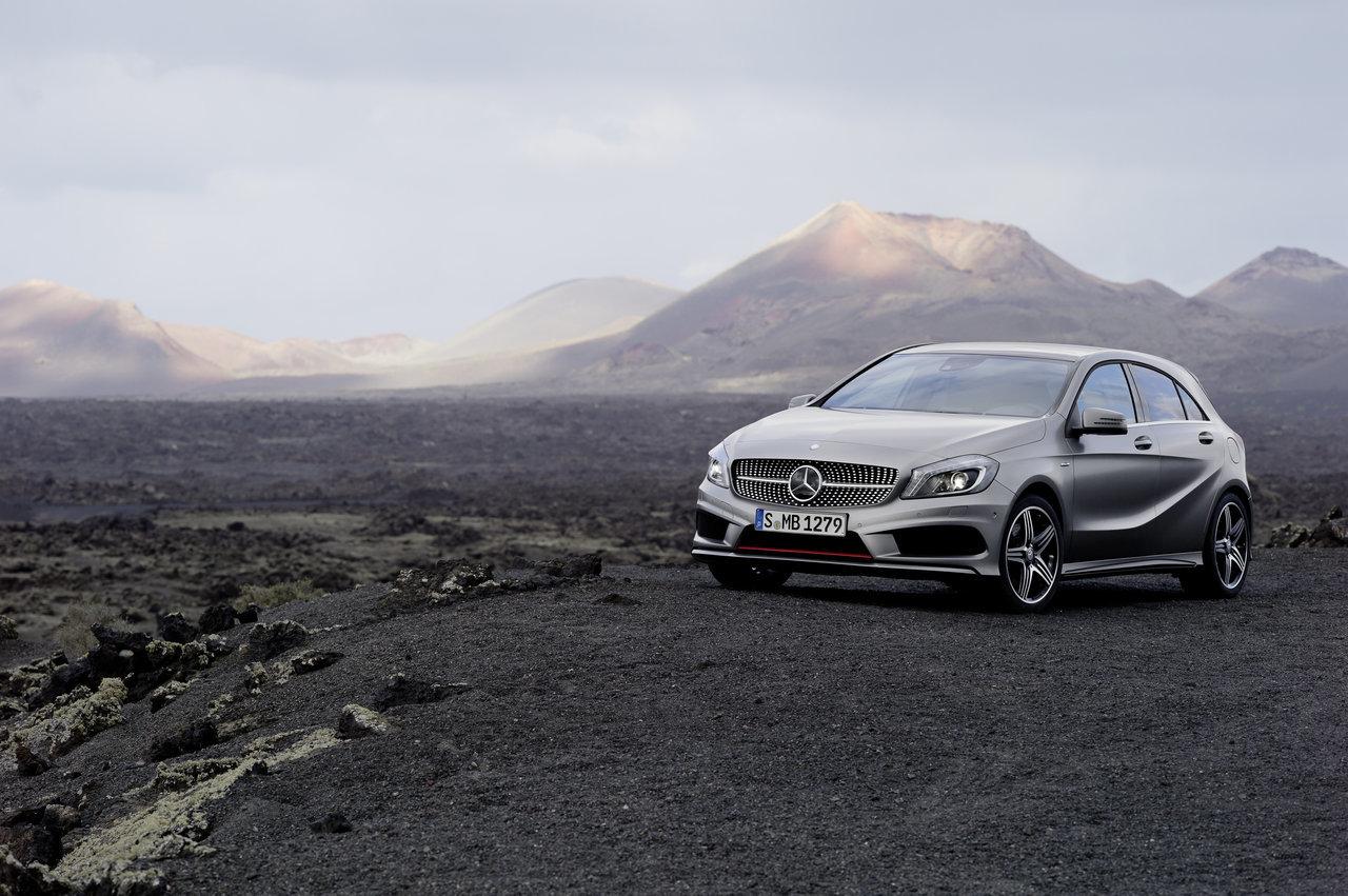 Foto de Mercedes-Benz Clase A 2012 (65/67)