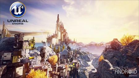 Unreal Engine 4 y el futuro de los videojuegos móviles