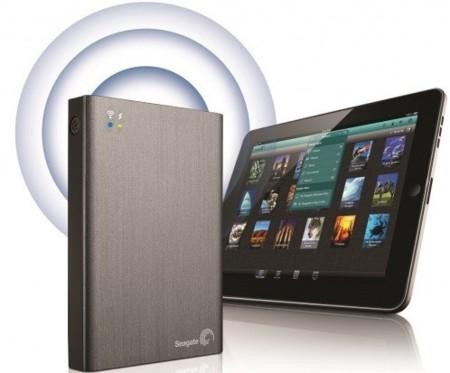 Seagate Wireless Plus, discos duros de red para ampliar tu terminal móvil