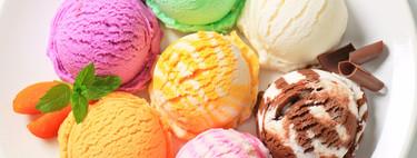 Alerta alimentaria por la presencia no declarada de proteínas de leche y clara de huevo en helados y sorbetes de La Sirena