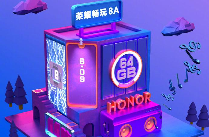 Honor revela la fecha de presentación del Honor 8A y ratifica algunas características filtradas