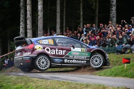 Rallye de Alsacia 2013: Thierry Neuville tensa un poco más la cuerda