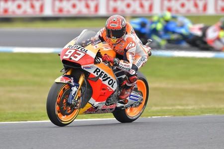 Marquez Gp Australia 2016 Motogp