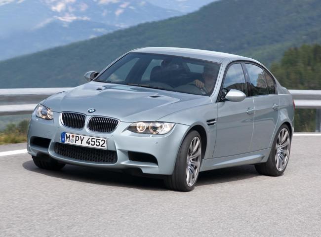 BMW M3 E92 berlina