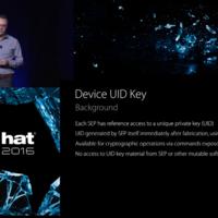 Ya puedes ver la sesión de seguridad de Apple celebrada en el Black Hat 2016