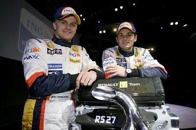 ¿Y qué pasa ahora con Kovalainen y Fisichella?