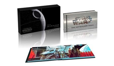 Disney prepara un recopilatorio especial de Star Wars en Blu-ray y Blu-ray UHD con los 9 títulos principales de saga