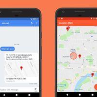 Envía un mensaje y recibirás automáticamente dónde está tu contacto con Location SMS